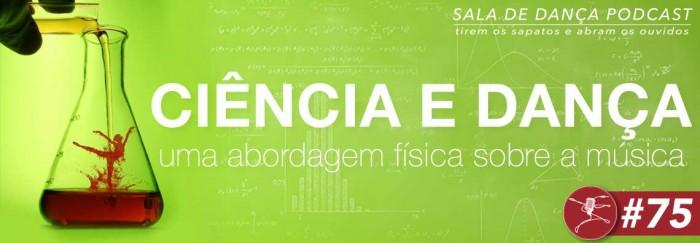 Podcast Sala de Dança – Ciência e Dança